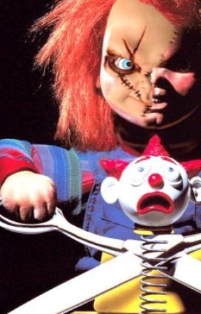 Good Guys (A Chucky Fanfic) by MysteriouslyDark