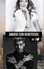 Amigos con beneficios by 1Directionovelas