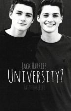 University? (Jack Harries Fanfic) COMPLETED! by jumunji
