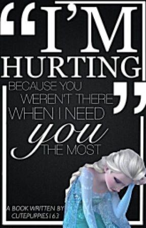 Im Hurting ↠ Elsa by Elsa_Delle