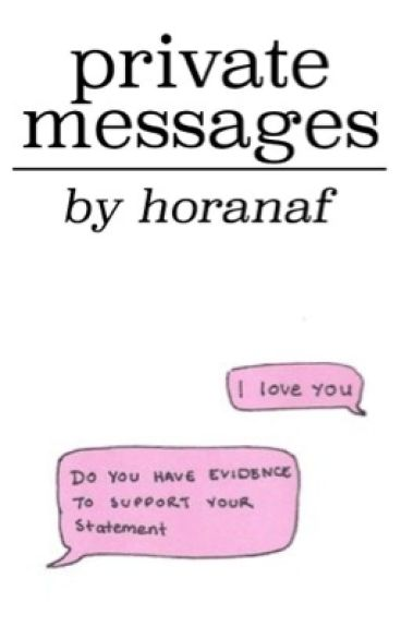private messages // larry