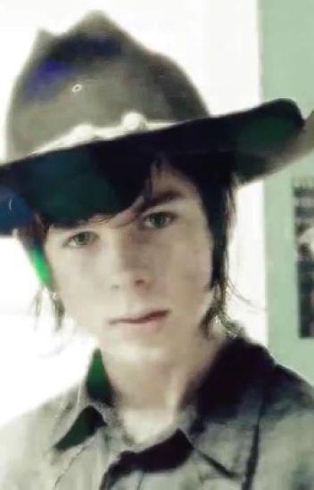 She saved me (Carl Grimes x Reader)