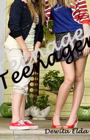 Teenager (Puberty teens) by dewitaelda