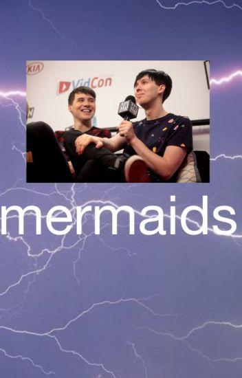 Mermaids ☯ lashton au