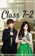 Class 7 - 2 by Gray_Haibara22