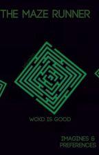 The Maze Runner Imagines and Preferences by anatagadaisuki