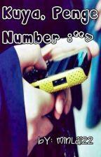 Kuya, Penge Number *One-shot* by minlai22