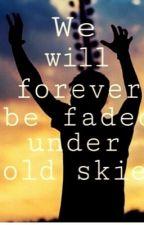 You're my gold sky (martin garrix y tu) by ghostwritter99