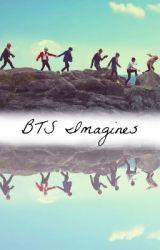 BTS Imagines by humeri