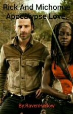 The Walking Dead Rick And Michonne Friends Family Lovers. by RavenHollow