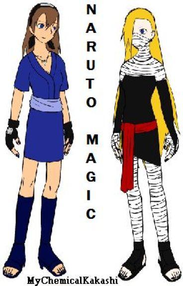 Naruto Magic by MyChemicalKakashi