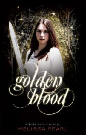 Golden Blood by melissapearl