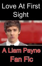 Love At First Sight (A Liam Payne Fan Fic) by lululovesu14