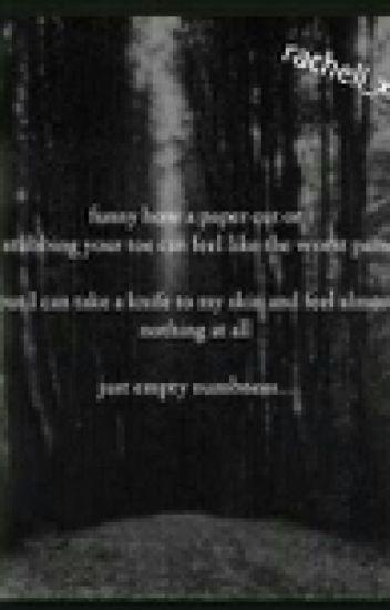 Quotes Selfharm Depression Rachel Wattpad