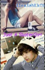 Just A SkaterGirl by AlexLove389