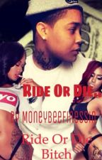 Ride Or Die Bitch stud + fem (lesbian story) by Moneybeefinessin