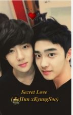 Secret Love - Sehun x Kyungsoo by whitemadness