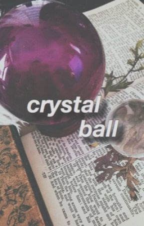 Crystal Ball (TMR -The Maze Runner- ) by Writing_Reader