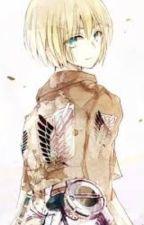 Armin x Reader by ireadtomuchsnkfanfic