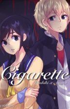 Cigarette【Ayushiki AU】 by foxxinq