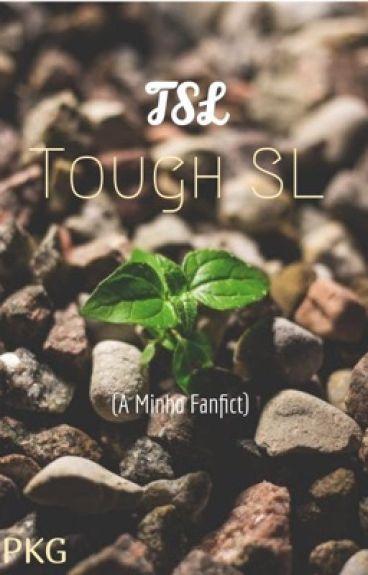 Tough Shucking Love (Maze runner, Minho fanfict)