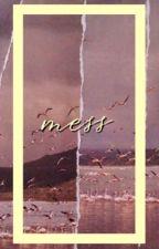 mess ; zayn malik  by BROOKESMCCALL