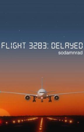 Flight 3283: Delayed by sodamnrad