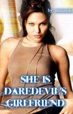 She is Daredevil's Girlfriend by anniansker