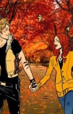 Red: A Clace Fanfic by choco1ate
