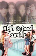 High School Rumble by YogiBeaRawr