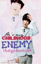 He's My Childhood Enemy by Amorrette