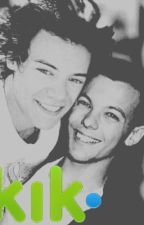 Kik || Larry A.U by larryislifewut
