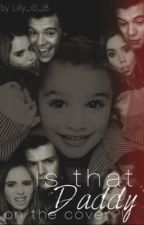 Is that Daddy on the Cover ?! || Harry Styles by TomlinsonsPillow
