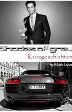 Shades of grey - Kurzgeschichten by MaritLazar