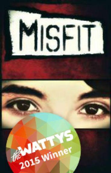 Misfit (Phan AU)