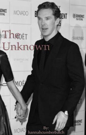 The Unknown (Benedict Cumberbatch) by hannahcumberbatch