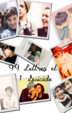 99 Lettres et 1 suicide by TodayLarry