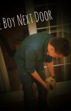 The Boy Next Door [COMPLETED] by SophiaPiiet
