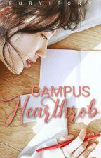 Campus Hearthrob by euryirony