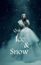 The Queens of Eden: Siri, Queen of Ice and Snow by DayDreamingGoddess