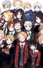 (DISCONTINUED) Where the Magical Things Go! [A Hetalia Crossover Harry Potter] by PotatoKid10