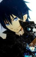 The Blue Light In The Night- Rin Okumura x Reader by BlueDreamCatchers