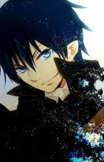 The Blue Light In The Night- Rin Okumura x Reader
