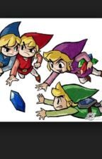 You and The Legend of Zelda Characters by catgirl39