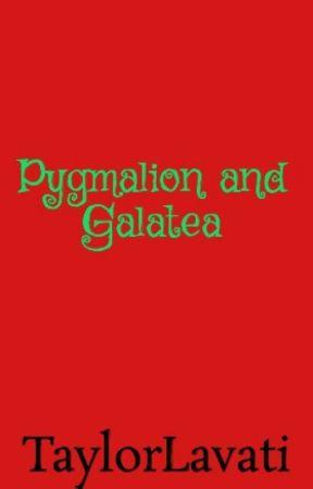 Pygmalion and Galatea by TaylorLavati