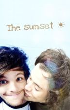 The sunset. ☀ | One Shot, Larry Stylinson. by boobexr