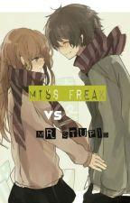 Miss Freak Vs Mr Stupid by Rosejane11