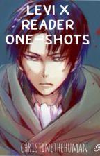 Levi x Reader One-Shots by christinehyung