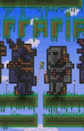 My Terraria experience - Hell is where experts are and