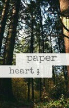 paper hearts ; by smashinashton
